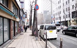 堺筋本町駅近くの歯科2