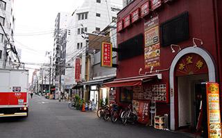 堺筋本町駅近くの歯科5